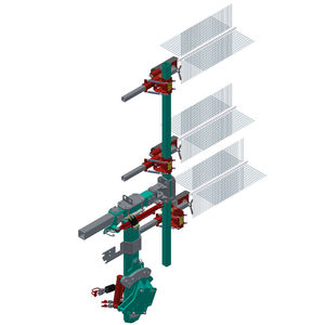 mechanical blossom thinner