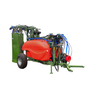 trailed sprayer / for viticulture / pneumatic