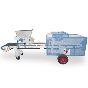 automatic soil blocker / manual