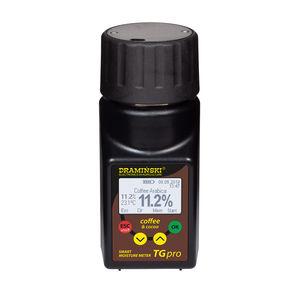 coffee moisture meter / with digital display