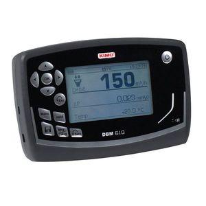 electronic flow sensor / air / high precision