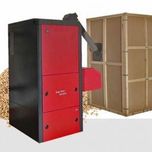 hot water boiler / pellet