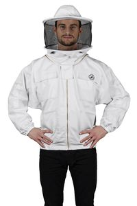 beekeeper jacket / cotton / synthetic / polycotton