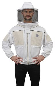 beekeeper jacket / cotton / canvas / synthetic