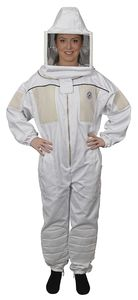 beekeeper coveralls / cotton / canvas / synthetic