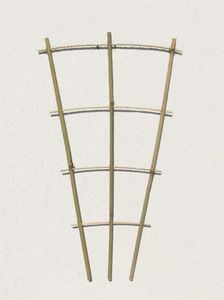 bamboo support grid