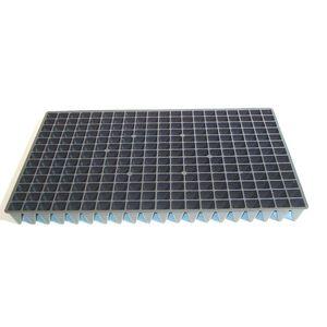 plastic plug tray / reusable / square