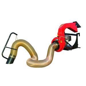 mounted leaf vacuum