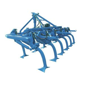mounted field cultivator / rigid tine / 3-point hitch / no stop