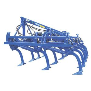 mounted field cultivator / 3-point hitch / rigid tine / no stop