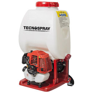 thermal backpack sprayer / garden / for arboriculture / horticulture