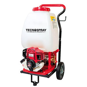 pushed sprayer / small farm / horticulture / thermal