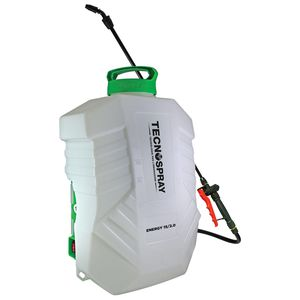 electrically-powered backpack sprayer / garden / for arboriculture / for water