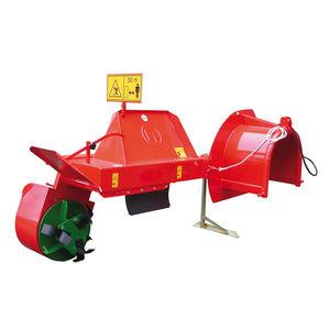 single-wheel ditcher / side-mount