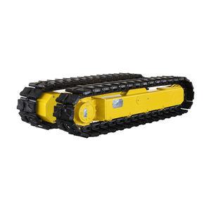 excavator track / for transporters / steel