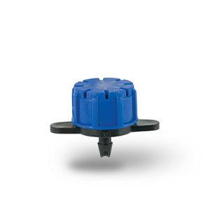 flow-regulated dripper