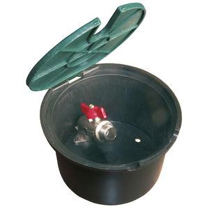 plastic valve box