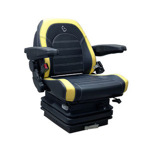 tractor seat / with suspension system