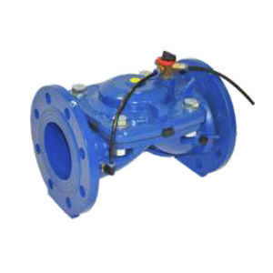 irrigation valve / control / hydraulic / manual