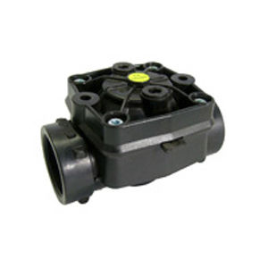 irrigation valve / hydraulic / pneumatic / plastic