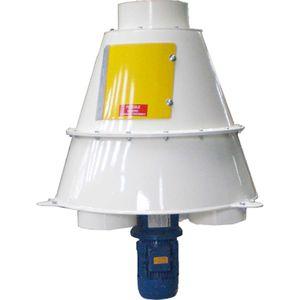 rotary grain distributor