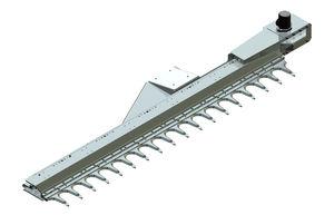 double-blade cutter bar