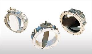 grain storage valve / metal