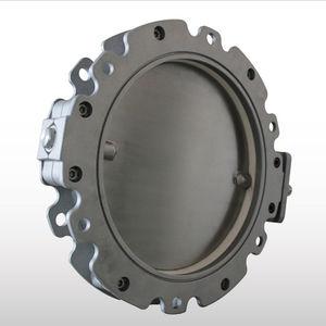 grain storage valve