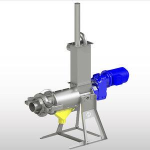screw slurry separator