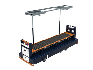 automatic handling system / plant tray / for cut flowers