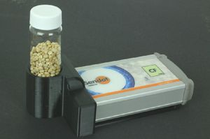 grain analyzer meter / chlorophyll / portable