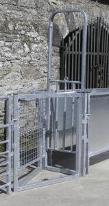 sheep sorting gate