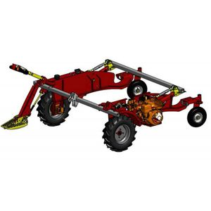 electric walk-behind cultivator