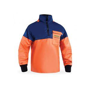 work jacket / cotton / polyester / PVC