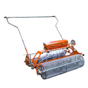 12-row manual seeder / walk-behind / radish
