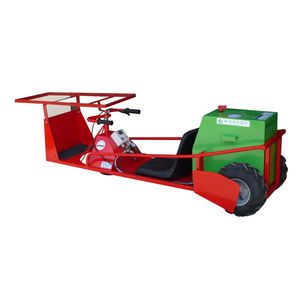 self-propelled sprayer / horticulture / electric