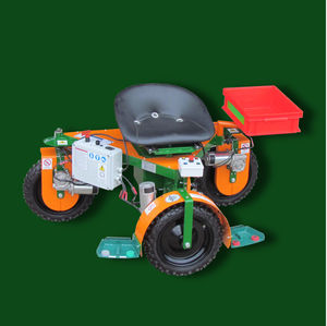 electric pruning cart
