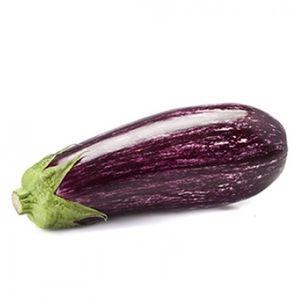 white flesh aubergine seeds
