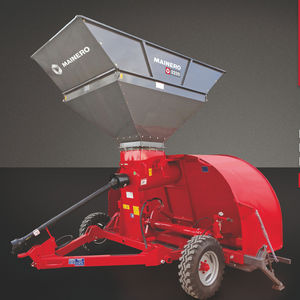 grain bagger / for big bags / single-auger / hydraulic system