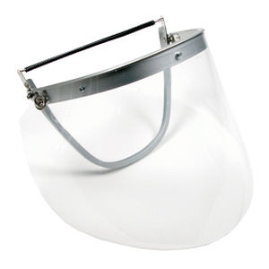 chemical protection protective visor