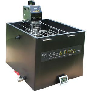 colostrum management system with thawing / with pasteurizer / water bath