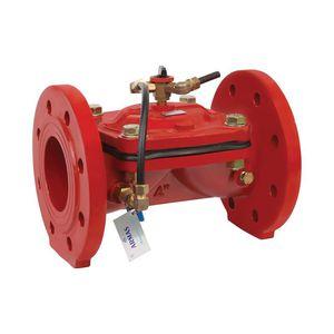 irrigation valve / control / hydraulic / metal