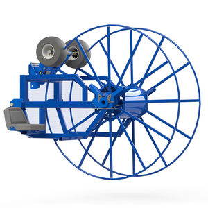 irrigation hose implement