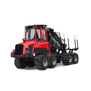 compact forestry forwarder