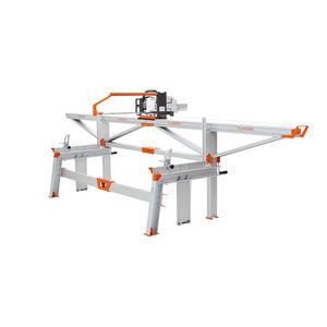 chain sawmill / horizontal / portable / crosscut