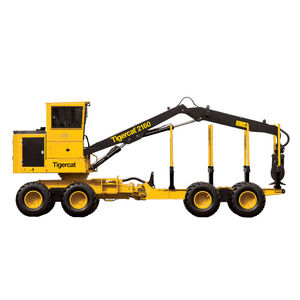 combination forestry forwarder
