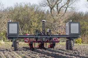 multipurpose farm robot