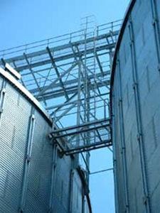 silo catwalk