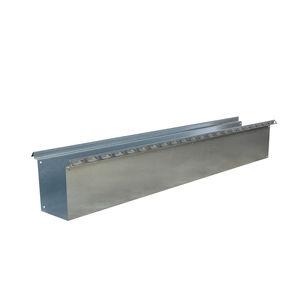 silo ventilation duct / metal