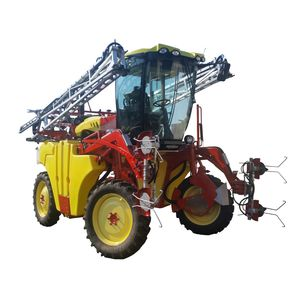 straddle tractor